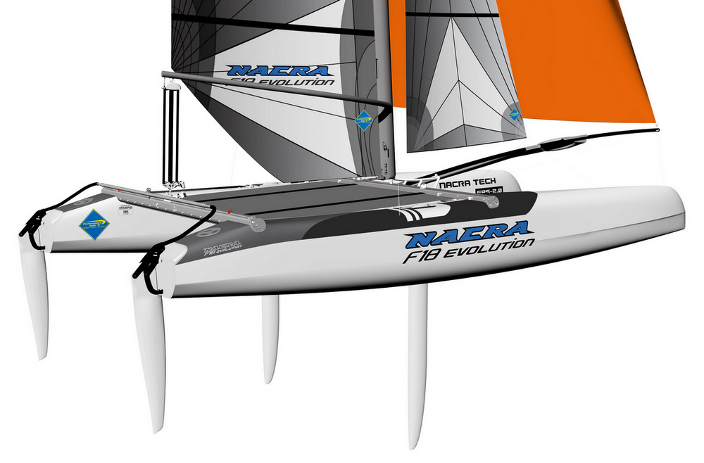 Nacra Sailing F18 Evolution